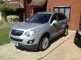 Vauxhall Antara 2.2 Dimond 4x4 SUV for sales, Fantastic condition, 1 owner from new.