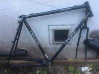 Dawes Galaxy Frame, Reynolds 531ST tubing