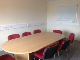 Serviced office units to let 4-8 desk capacity TWO AVAILABLE NOW in purpose built business centre