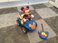 Mickey Mouse clubhouse remote control quad for age 3+