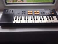 Vintage rare Casio sk 5 sampling synth drum pads Gwo