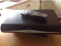 Sky +HD Box and remote control