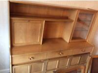 1198 Nathan sideboard unit FREE DELIVERY PLYMOUTH AREA