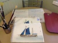 Starter / drawing artist kit