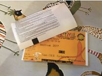 Camp bestival camping adult ticket