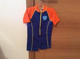 Speedo kids swimming costume
