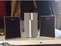 Packard Bell FPS 100 Desktop PC speakers
