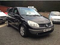 2005 Renault Scenic 1.5 DCI +++ parts or repairs ++++MOTD +++ needs some TLC +++ bargin best offer