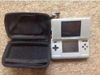Nintendo DS w/ 4 games
