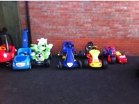 Selection of Toddler outdoor toys £15 each