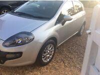 2011 Fiat Punto, start/stop, electric front windows, all good working order, mot,
