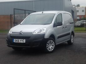 2016 NEW MODEL CITROEN BERLINGO ENTERPRISE 625kg BLUE HDI (TOP SPEC MODEL)