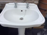 Period style Sottini sink