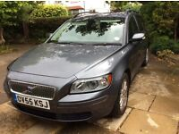 Volvo V50 Estate - Full service history. Grey . 88K miles. Two owners
