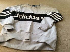 Adidas sweater size 6