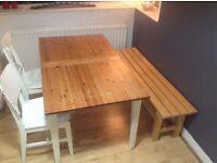 IKEA dining bench