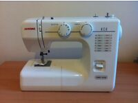 Never used Janome SMD500 sewing machine