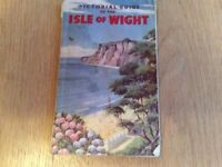 Vintage Pictorial Guide to the Isle of Wight