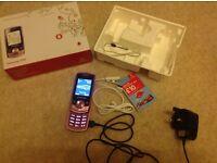 Samsung J700i Edge Tri Band Mobile Phone