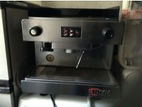 Tea/coffee making machine,£350.00