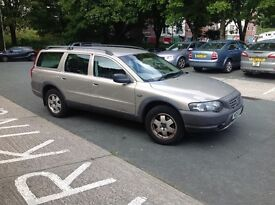 VOLVO XC70 CROSS COUNTRY 4x4 LOVELY DRIVE