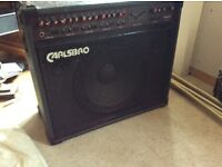 Carlsboro 150 keyboard amp good condition