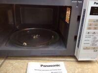 Panasonic 20l microwave