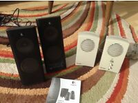 Speakers. Two sets