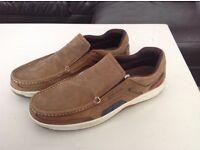 Me smoke Dubarry deck shoes
