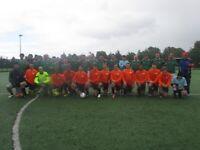 11 ASIDE TEAM NEEDS GOALKEEPER, PLAY FOOTBALL IN South London, FOOTBALL TEAM LONDON