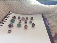 Selection of pandora charms for sale genuine