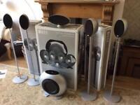 Kef KHT3005 Surround Sound Speakers