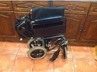 Wheel chair excellent condition feel free to come and have a look
