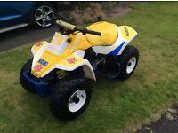 Suzuki lt80 quad (kids quad)