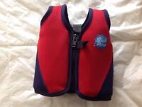 Splash About Kids Neoprene Float Jacket with Adjustable Buoyancy