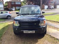 Discovery 3 se 2.7 diesel auto 2007 7 seater