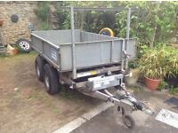 Ifor Williams Tipping Trailer 8 x 5