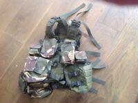Kids army vest age 8-14