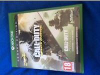 Call of duty infinite warfare legacy Xbox one
