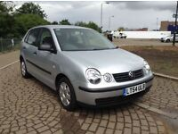 Volkswagen polo 1.4 petrol 2004