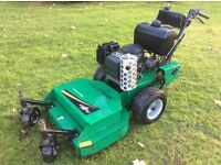 Ransomes 32 inch, 15hp lawn mower (like scag, ferris mowers) Fully Working