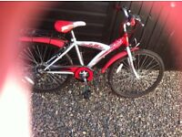 """BICYCLE 24"""" WHEEL VERY GOOD CONDITION"""