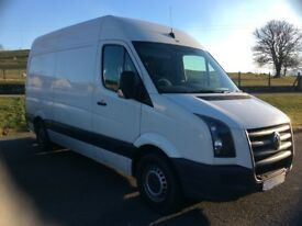 VW crafter 2.5td