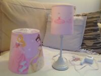 Lampshade and side light