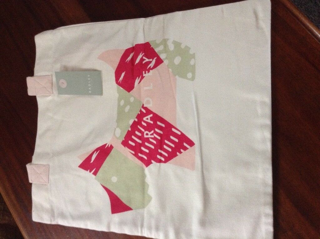 Radley Fabric Shopping Bag Brand New