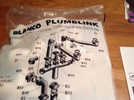 Plumbing kit for Blanco sink
