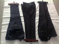 M&S men's trousers waist 34in leg 29in