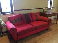 Red stunning suite. Very new condition. Delivery easily arranged