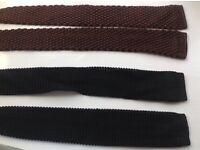 Retro original men's slim ties