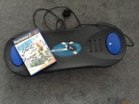 SSX on tour game with snowboard for PlayStation 2